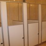 туалетные перегородки для школы 5