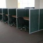 Модульные перегородки для компьютерного класса 3
