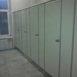 туалетные перегородки 5 шт