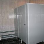 перегородки для туалетов в школу
