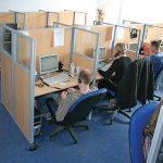 бильные перегородки для офиса недорого