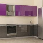 Линейная кухня 23525wfw