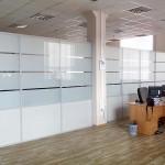 Офисная перегородка в IT компании