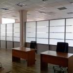 Офисное ограждение в IT компании
