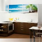 Фабричные кухни AYRO вариант 3