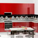 Фабричные кухни AYRO вариант 4