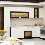 Фабричные кухни AYRO вариант 7