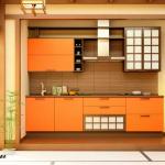 Фабричные кухни AYRO вариант 1