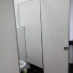 фото работ сантехнические перегородки