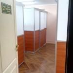 офисные перегородки для санатория