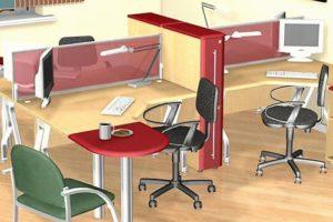 Перегородки на столы