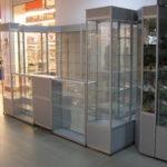 павильоны из профиля и стекло